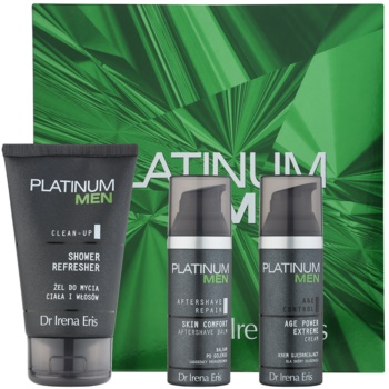 Dr Irena Eris Platinum Men Aftershave Repair set di cosmetici I.