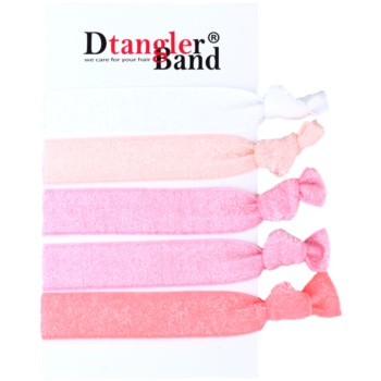 Dtangler DTG Band Set elastici per capelli 5 pz (Light)