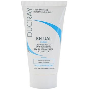 Ducray Kelual emulsione per pelli squamose e irritate (Cradle Cap Emulsion) 50 ml