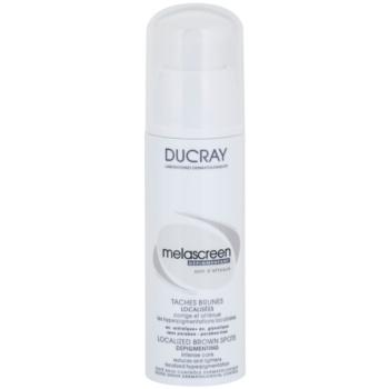 Ducray Melascreen trattamento localizzato contro le macchie della pelle (Depigmenting Intense Care) 30 ml