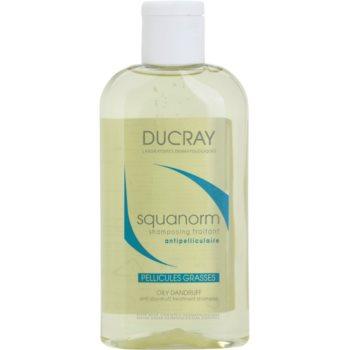 Ducray Squanorm shampoo contro la forfora grassa (Shampoo Oily Dandruff) 200 ml