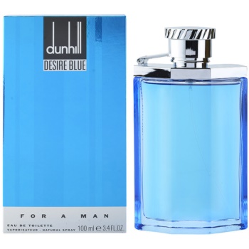 Dunhill Desire Blue eau de toilette per uomo 100 ml