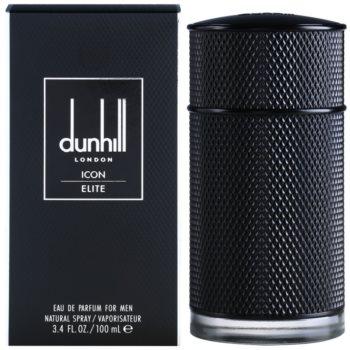 Dunhill Icon Elite eau de parfum per uomo 100 ml