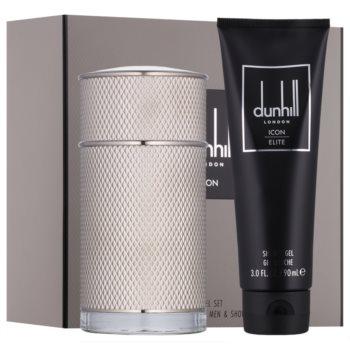 Dunhill Icon kit regalo IV eau de parfum 100 ml + gel doccia 90 ml