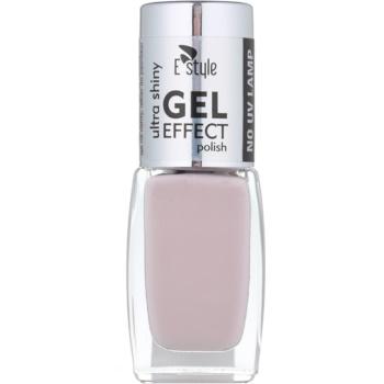 E style Gel Effect smalto gel per unghie senza lampada UV/LED colore 02 Nude 10 ml