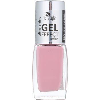 E style Gel Effect smalto gel per unghie senza lampada UV/LED colore 10 Sugar 10 ml