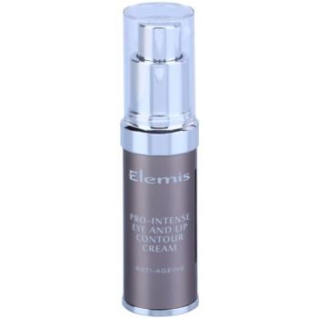 Elemis Anti-Ageing crema antirughe contorno occhi e labbra (Pro-Intense) 15 ml