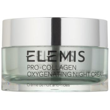 Elemis Anti-Ageing Pro-Collagen crema notte antirughe (Oxygenating Night Cream) 50 ml
