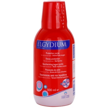 Elgydium Junior collutorio per bambini (Fluoride Mounthwash) 500 ml
