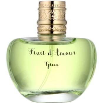 Emanuel Ungaro Fruit d´Amour Green eau de toilette per donna 100 ml