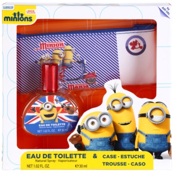 EP Line Minions kit regalo I. eau de toilette 30 ml + astuccio