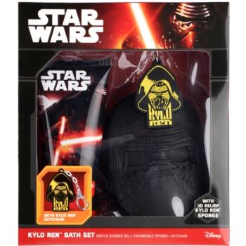 EP Line Star Wars kit regalo II gel doccia 150 ml + spugna detergente  + portachiavi