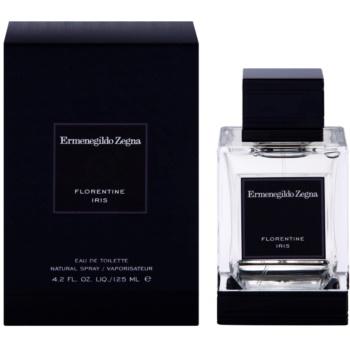 Ermenegildo Zegna Essenze Collection Florentine Iris eau de toilette per uomo 125 ml