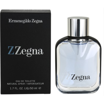 Ermenegildo Zegna Z Zegna eau de toilette per uomo 50 ml
