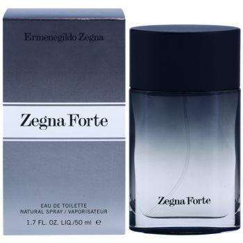 Ermenegildo Zegna Zegna Forte eau de toilette per uomo 50 ml