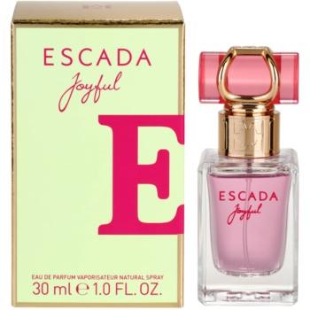 Escada Joyful eau de parfum per donna 30 ml