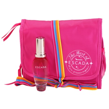 Escada Sexy Graffiti 2011 kit regalo II eau de toilette 30 ml + trousse portatrucchi
