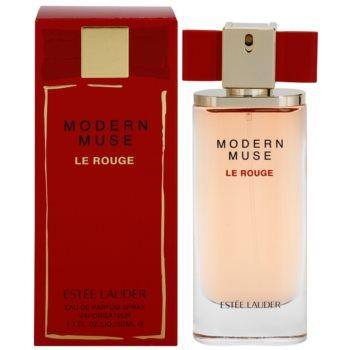 Estee Lauder Modern Muse Le Rouge eau de parfum per donna 50 ml