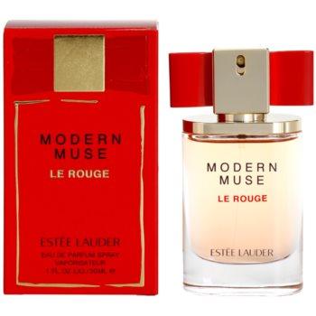 Estee Lauder Modern Muse Le Rouge eau de parfum per donna 30 ml