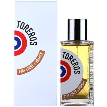 Etat Libre d'Orange Vierges et Toreros eau de parfum per uomo 100 ml