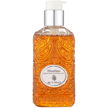 Etro Dianthus gel doccia per donna 250 ml