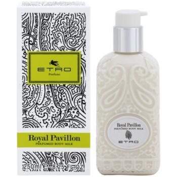 Etro Royal Pavillon latte corpo per donna 250 ml