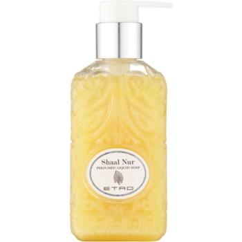 Etro Shaal Nur sapone liquido profumato per donna 250 ml