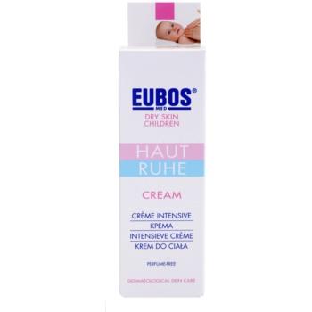 Eubos Children Calm Skin crema per ripristinare la barriera cutanea (Perfume-Free) 50 ml