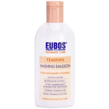 Eubos Feminin emulsione per l'igiene intima (Without Perfume, Alkaline-Soap, Colorant and Preservative) 200 ml