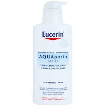 Eucerin Aquaporin Active latte corpo per pelli secche e sensibili (Body Milk) 400 ml