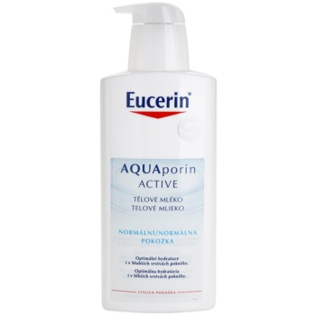 Eucerin Aquaporin Active latte corpo per pelli normali (Body Milk) 400 ml