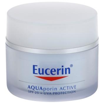 Eucerin Aquaporin Active crema idratante intensa per tutti i tipi di pelle SPF 25 (Protecting Hydrating Cream) 50 ml