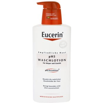 Eucerin pH5 crema doccia per pelli sensibili (Wash Lotion) 400 ml