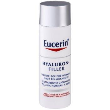 Eucerin Hyaluron-Filler crema giorno antirughe per pelli normali e miste SPF 15 (Day Fluid) 50 ml