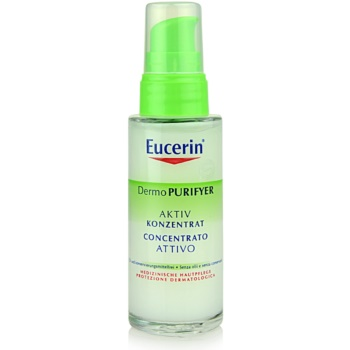 Eucerin Dermo Purifyer siero viso per pelli problematiche, acne (Activ Concentrate) 30 ml