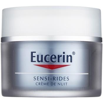 Eucerin Sensi-Rides crema notte antirughe (Coenzyme & Pro Retinol) 50 ml