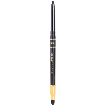 Eveline Cosmetics Eye Max Precision matita occhi con applicatore colore Black 5 g