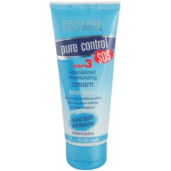 Eveline Cosmetics Pure Control crema idratante opacizzante 75 ml