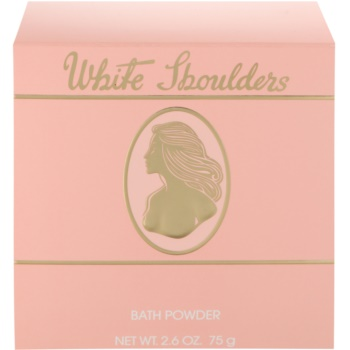 Evyan White Shoulders borotalco per donna 75 g