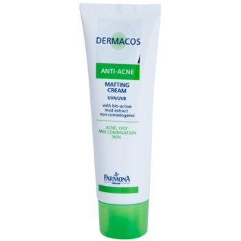 Farmona Dermacos Anti-Acne crema giorno opacizzante (Non-Comedogenic) 50 ml