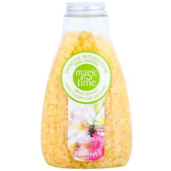 Farmona Magic Time Spring Awakening sale da bagno ai cristalli con minerali 510 g