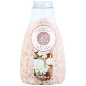 Farmona Magic Spa Jasmine Dream sale da bagno ai cristalli per pelli delicate e lisce 495 g