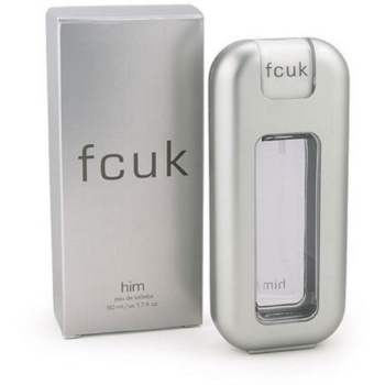 Fcuk Men eau de toilette per uomo 100 ml