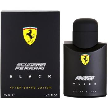 Ferrari Scuderia Ferrari Black Balsamo post-rasatura per uomo 75 ml