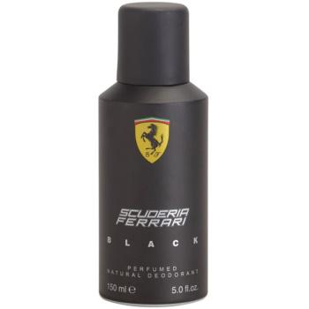 Ferrari Scuderia Ferrari Black deospray per uomo 150 ml