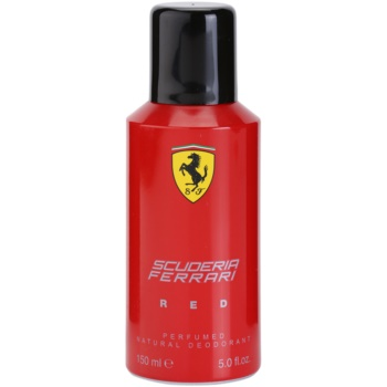 Ferrari Scuderia Ferrari Red deospray per uomo 150 ml
