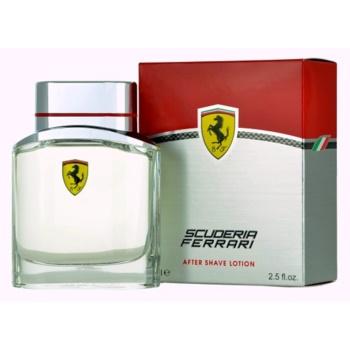 Ferrari Scuderia Ferrari lozione post-rasatura per uomo 75 ml