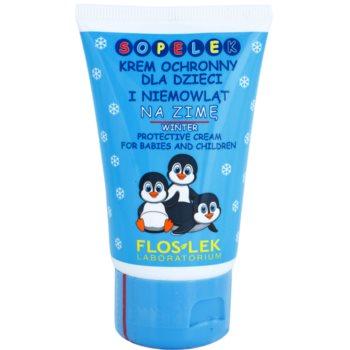 FlosLek Laboratorium Kids crema protettiva invernale per bambini 50 ml