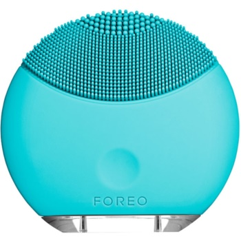 Foreo Luna™ Mini spazzola sonica per la pulizia del viso colore Turquoise (for All Skin Types)
