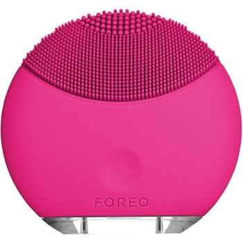 Foreo Luna™ Mini spazzola sonica per la pulizia del viso colore Magenta (for All Skin Types)